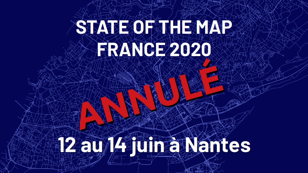 State of the map, Annulé